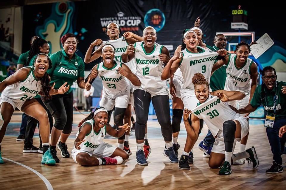 Nigeria's D'Tigress Wins 2021 Tournament