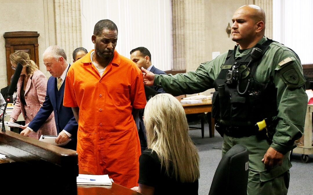 R. Kelly Convicted Of Assault