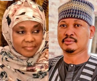 Gov. Ganduje's Wife Has Been Detained By The EFCC