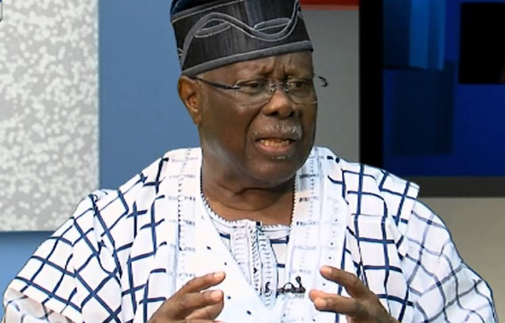 PDP Must Zone Presidency To South, Says Bode George