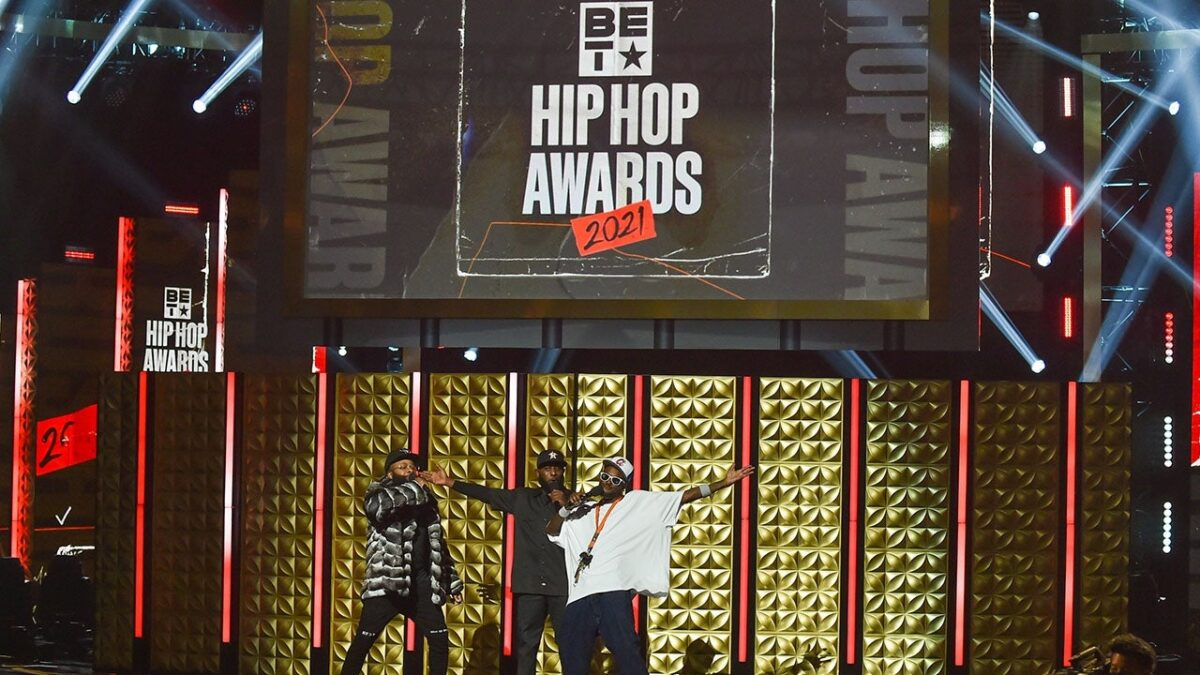 TheComplete Winners List For The BET Hip Hop Awards 2021