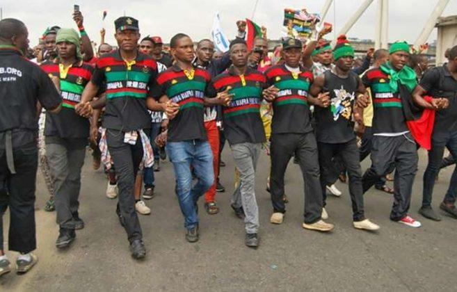 Killings In Anambra And Imo: IPoB Chastises Ex-Ohanaeze Leader, Nwodo