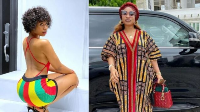 Tonto Dikeh Is Being Sued By Janemena For Alleged Libel And Pregnancy Loss