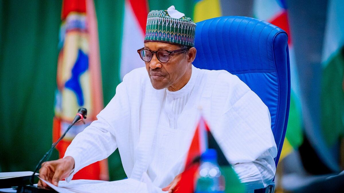 The Senate Accepts N16.39 Trillion Budget Projection For 2022