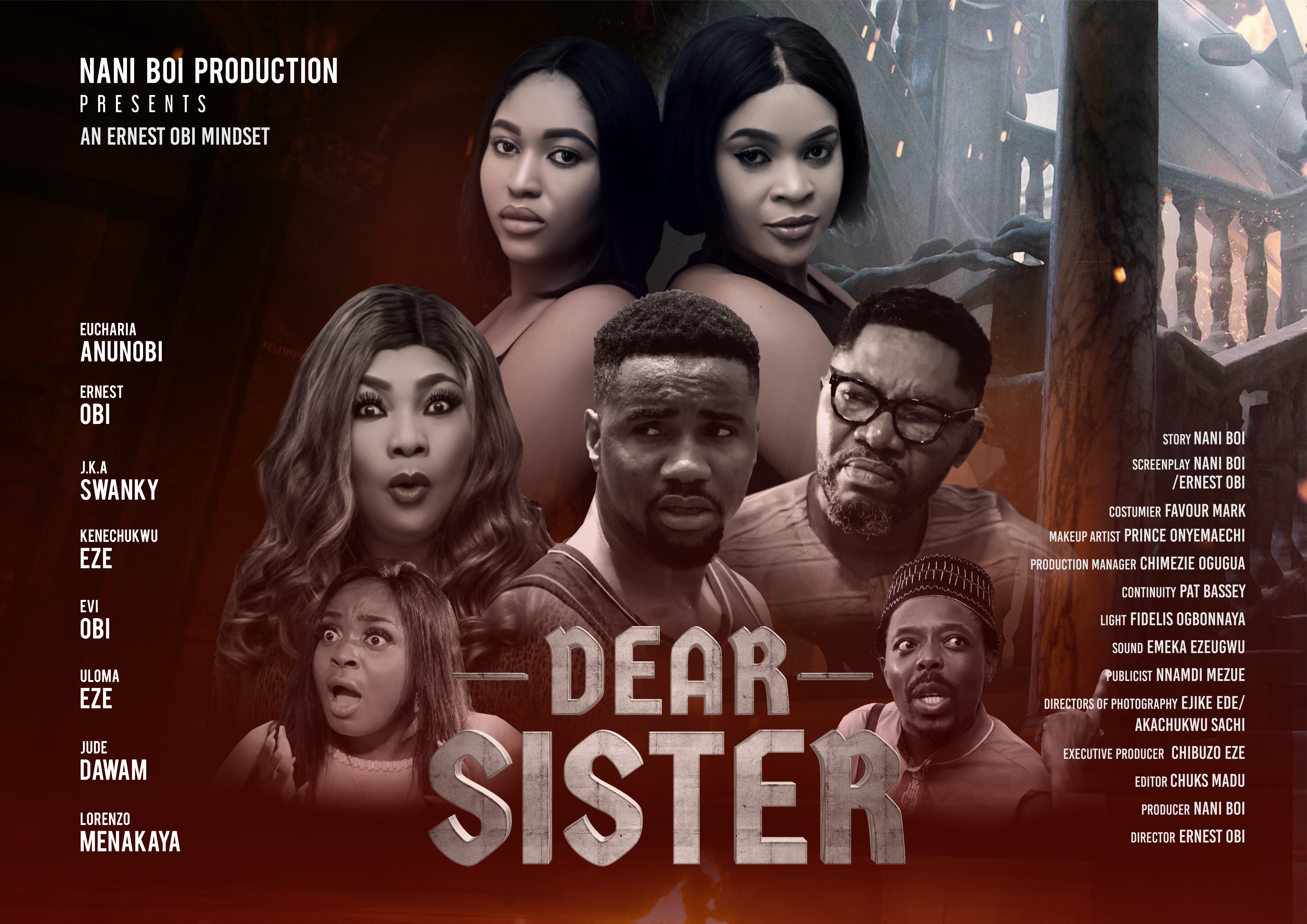 """""""Dear Sisters"""" A New Movie By Nani Boi Focuses On Nigerian Marriages"""