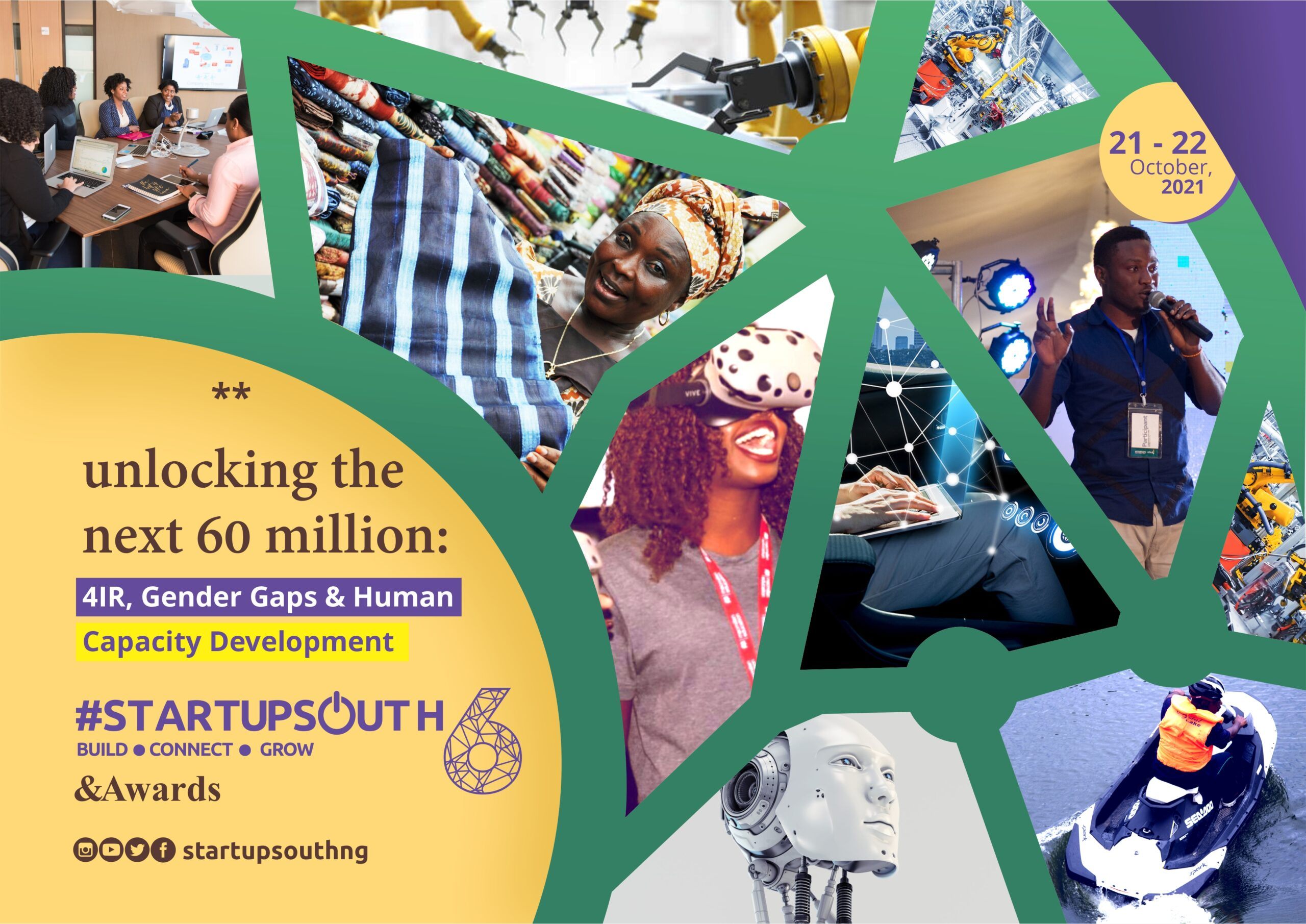 The Next 'StartupSouth6' Will Be Held In Enugu