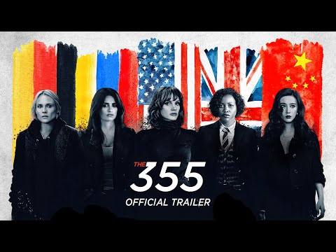 Penelope Cruz, Lupita Nyong'o, And Other Star In The New Action Thriller 'THE 355'