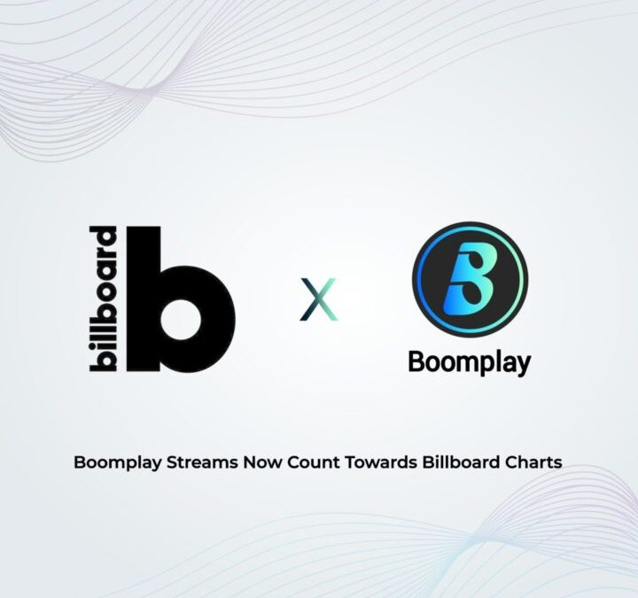 Billboard Charts Now Include Boomplay Streams