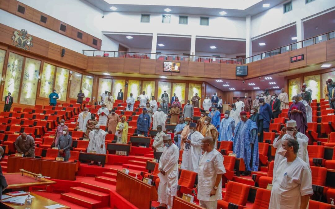 Senate Gives INECAuthority Over The Electronic Transmission Of Election Results