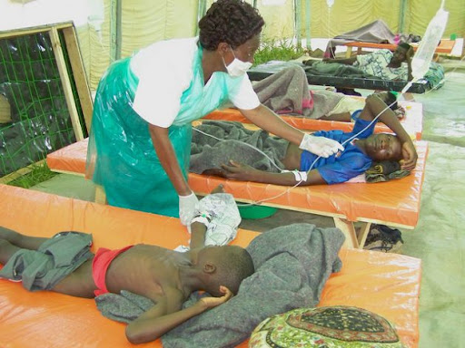 Cholera Has Killed 2,791 Nigerians In The Last Nine Months, Says NCDC